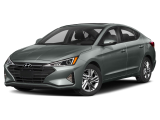 2020 Hyundai Elantra Luxury