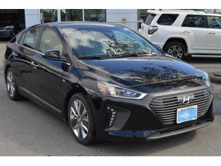 2018 Hyundai Ioniq Limited w/Tech