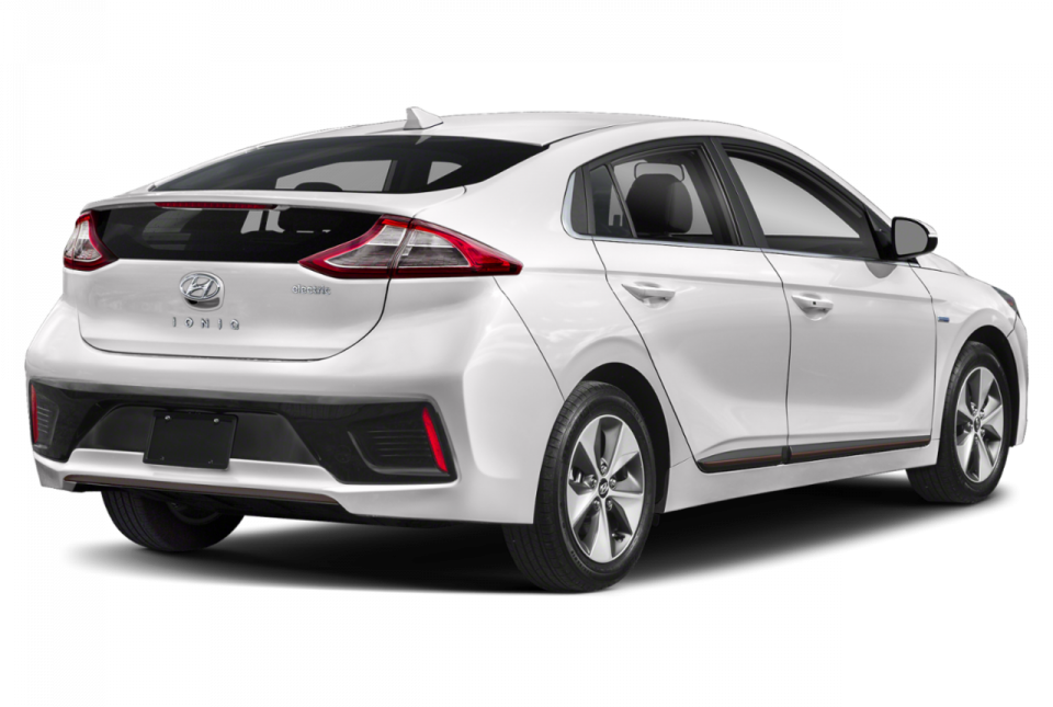 2019 Hyundai Ioniq Electric Ultimate Openroad Hyundai Richmond