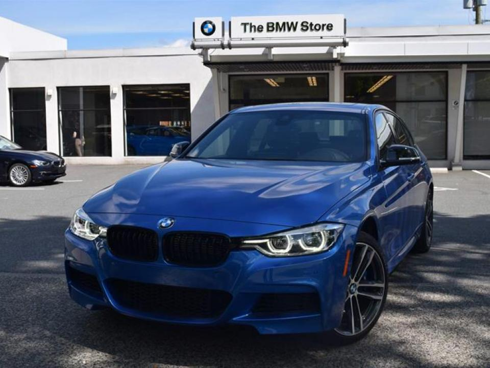 Used 2018 Bmw 3 Series 340i Xdrive In Vancouver Openroad Hyundai