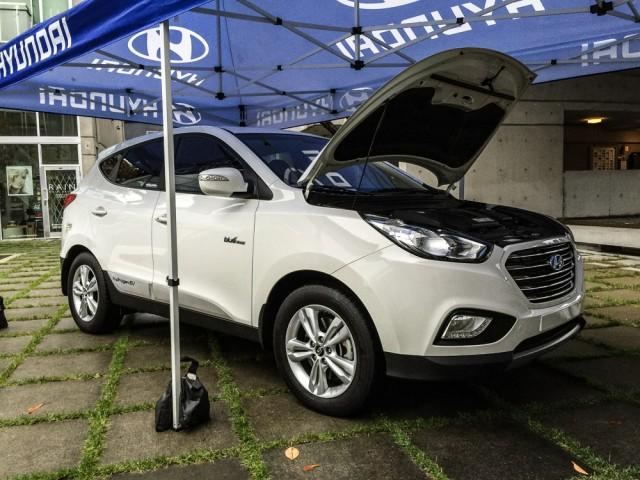 Hyundai Tucson FCEV: first production fuel cell car in Canada