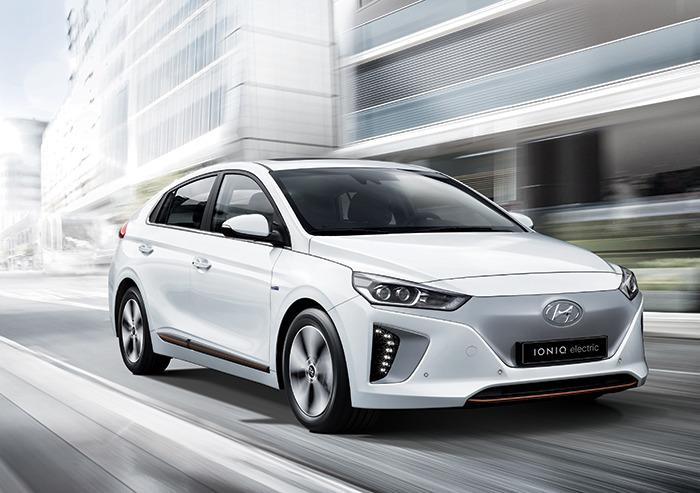 2018 Hyundai Ioniq at Hyundai Richmond