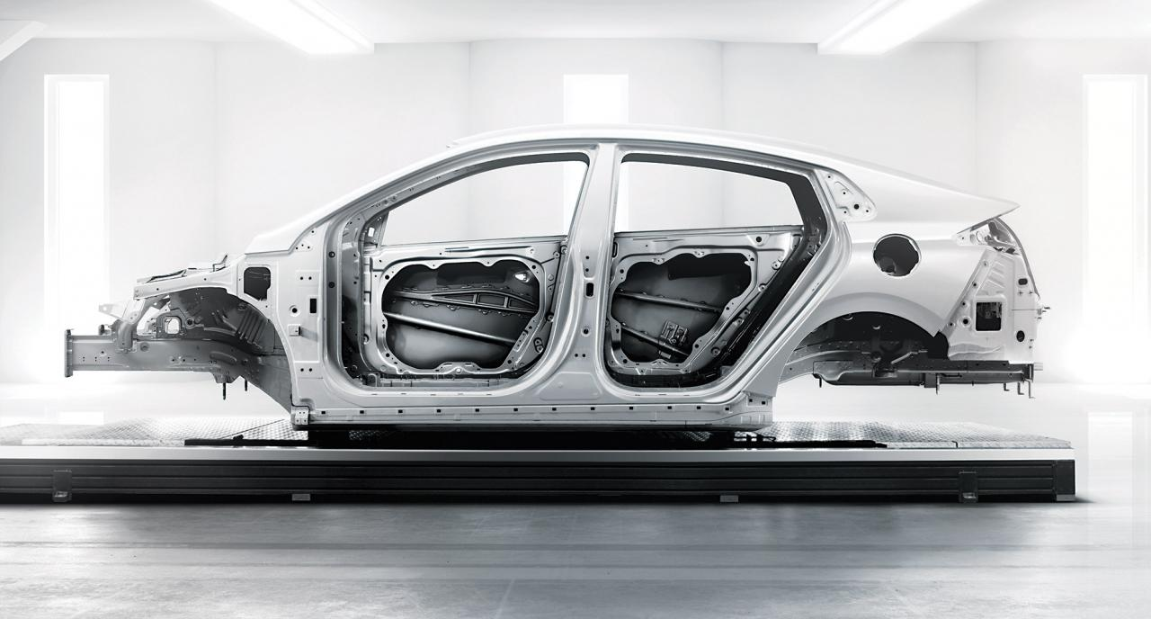 Ioniq Superstructure at Hyundai Richmond