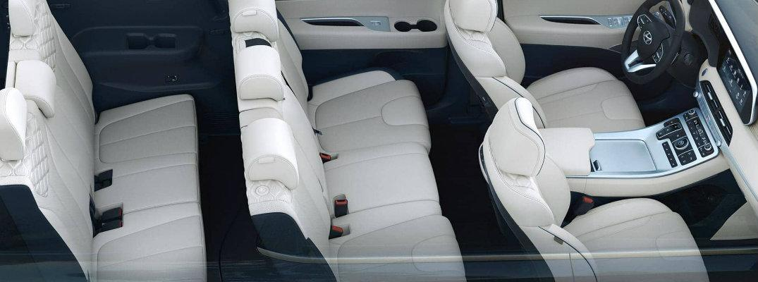 2020 Hyundai Palisade Interior Seating