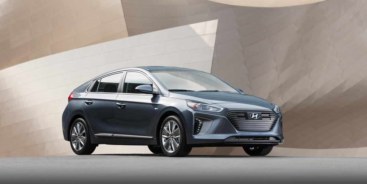 IONIQ at Hyundai Richmond