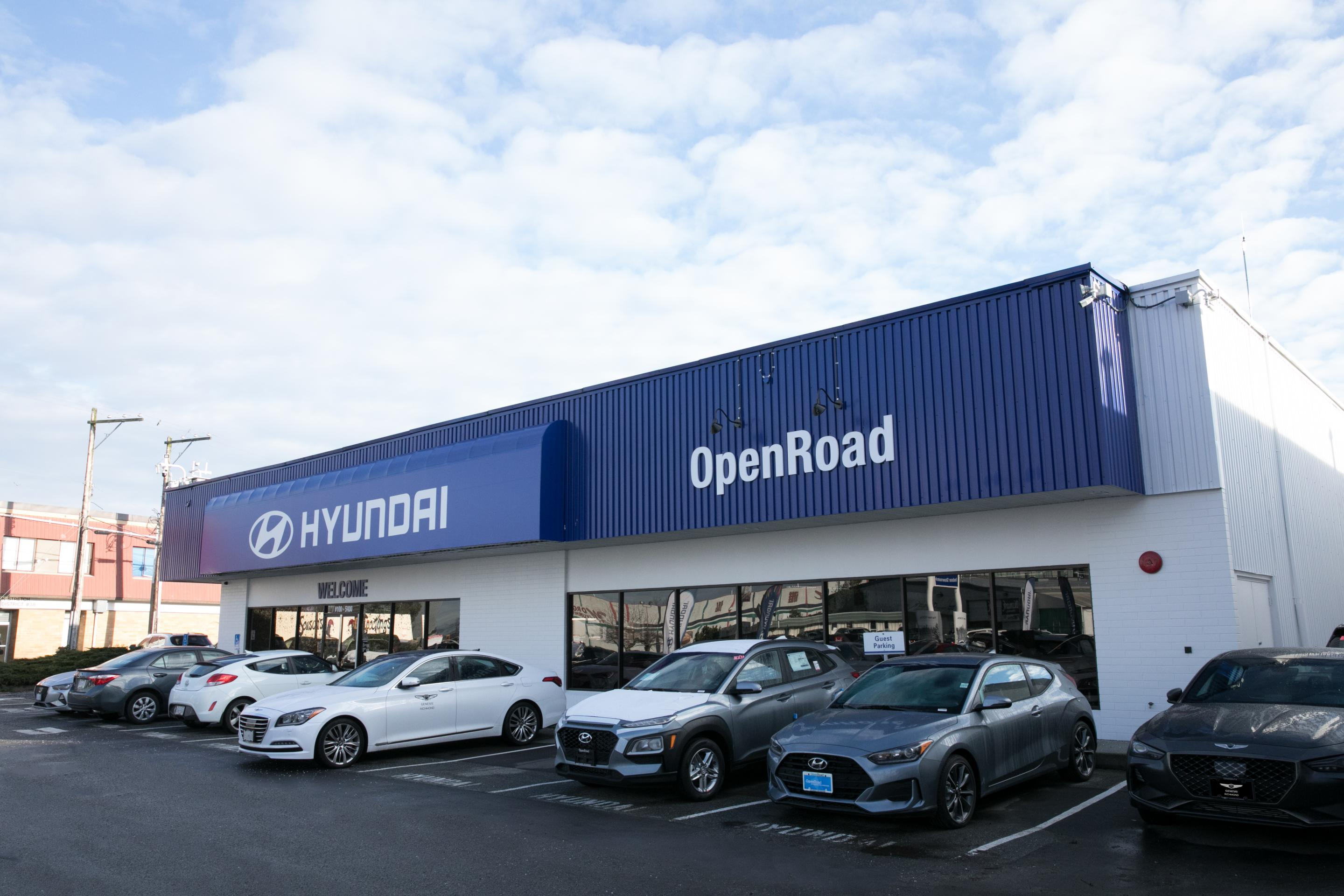 OpenRoad Hyundai Richmond