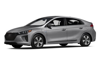 2018 Hyundai IONIQ Electric Plus Hatchback Limited