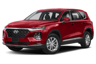 2019 Hyundai Santa Fe 2.4L FWD Essential w/Safety Pkg/Dk Chrome Accent