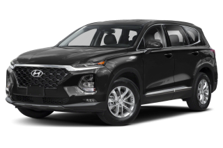 2019 Hyundai Santa Fe 2.0T AWD Ultimate w/Dark Chrome Accent