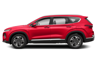 2019 Hyundai Santa Fe 2.0T AWD Luxury w/Dark Chrome Accent