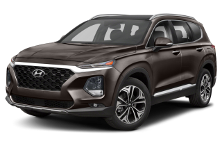 2019 Hyundai Santa Fe 2.0T AWD Preferred w/Sunroof/Dk Chrome Accent
