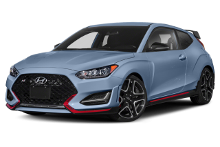 2020 Hyundai Veloster N Manual